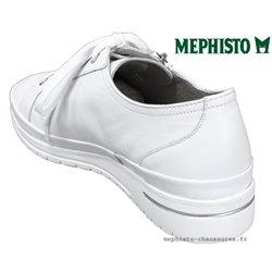 le pecq, June, Blanc cuir chez www.mephisto-chaussures.fr (77581)