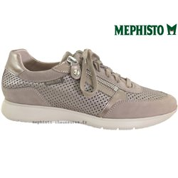 le pecq, Molly, Taupe cuir chez www.mephisto-chaussures.fr (77584)