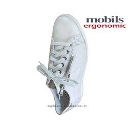 le pecq, HAWAI, Blanc cassé cuir chez www.mephisto-chaussures.fr (77592)