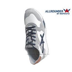 le pecq, Speed, Gris/Bleu chez www.mephisto-chaussures.fr (79322)