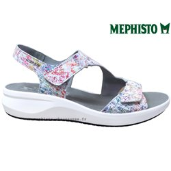Mephisto Tiara Blanc Multicouleur sandale 80098