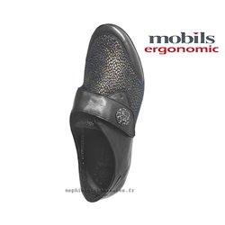 Mobils by Mephisto Branda Noir cuir scratch