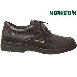 MEPHISTO Homme Lacet JANEIRO Marron graine cuir 8349