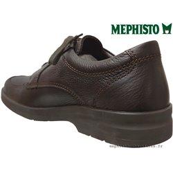 MEPHISTO Homme Lacet JANEIRO Marron graine cuir 8351