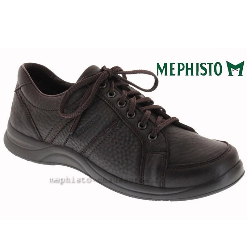 MEPHISTO Homme Lacet HERO H Marron cuir 8467