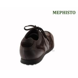 MEPHISTO Homme Lacet CYRIAC Marron cuir 8559