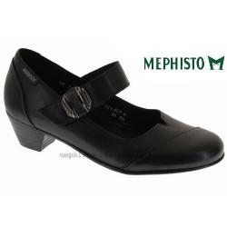 Chaussures femme Mephisto Chez www.mephisto-chaussures.fr Mephisto VICKIE Noir cuir ballerine