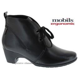 Mephisto femme Chez www.mephisto-chaussures.fr Mobils BALI Noir cuir bottine