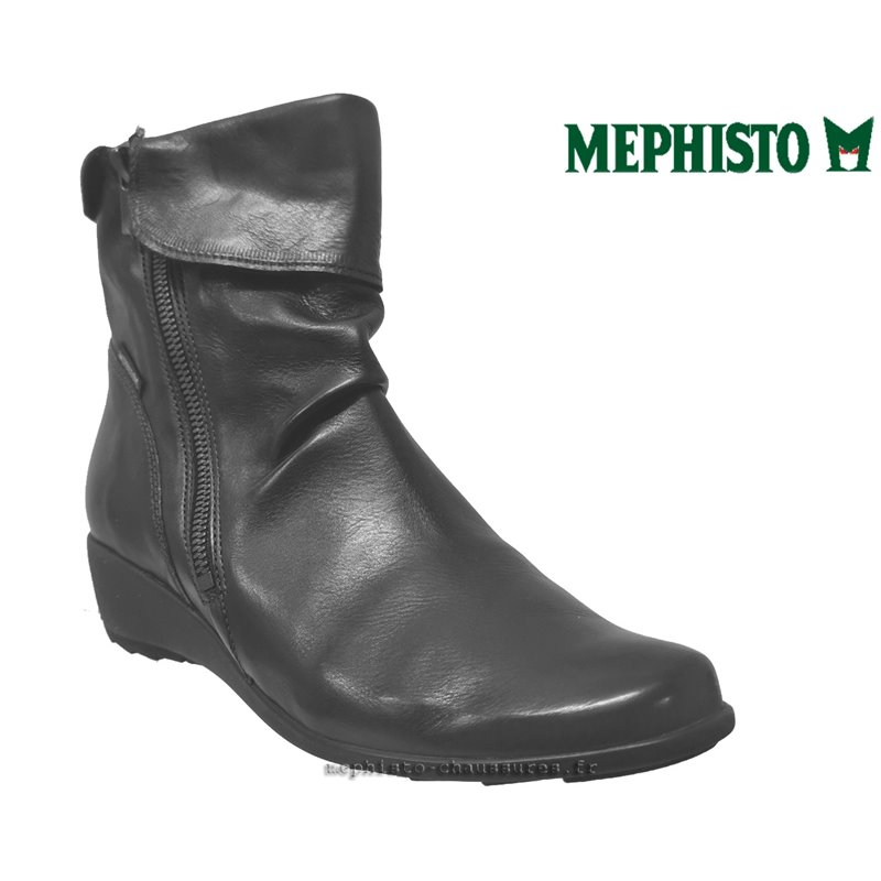 7a452bb3aae Mephisto SEDDY Noir cuir Bottine Pointure 36FR   EUR3.5