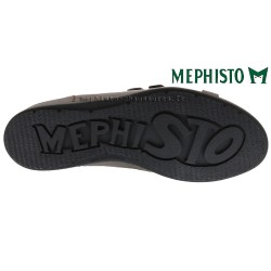 MEPHISTO Femme Scratch GRADI Taupe cuir 9245