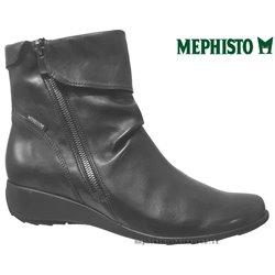 MEPHISTO Femme Bottine SEDDY Noir cuir 9282