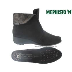 MEPHISTO Femme Bottine SALIMA Noir nubuck 9503