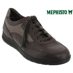 Mephisto Homme: Chez Mephisto pour homme exceptionnel Mephisto GRANT Marron cuir lacets