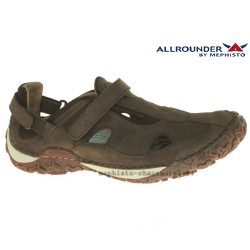Allrounder PASSION Marron nubuck sandale