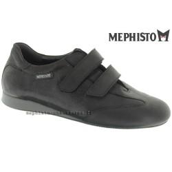 Mephisto BEA Noir cuir mocassin