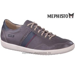 Mephisto URBAN Gris cuir lacets