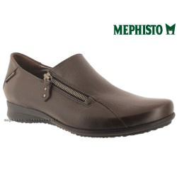 Mephisto FAYE Marron cuir mocassin