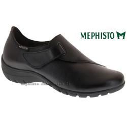 Mephisto LUCE Noir cuir mocassin