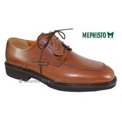Mephisto GAHAM Marron clair cuir lacets