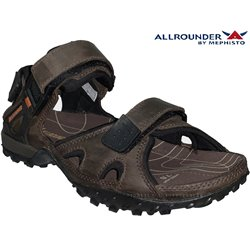 Allrounder ROCK Marron cuir sandale
