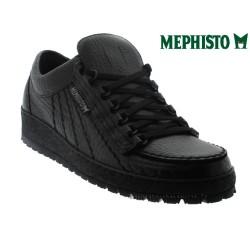 Mephisto RAINBOW Noir cuir lacets