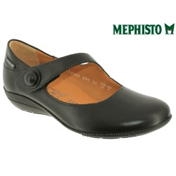 Mephisto ODALYS Noir cuir ballerine