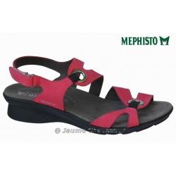 Mephisto PARFOLIA Fuschia nubuck sandale
