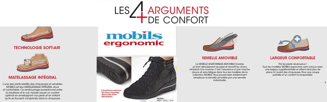 Les 4 arguments de confort mobils